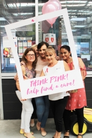 Oct 17 - Breast Cancer Morning Tea