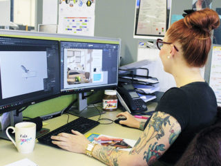 A Day in the Life of Kate Blackman, Marketing & Design Coordinator