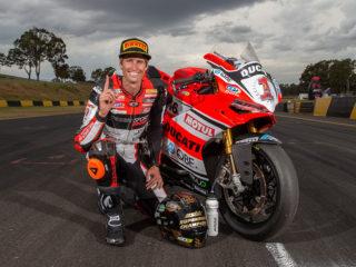 Doric Ducati Wins 2019 Australian Superbike Championship